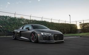 Картинка Audi, v10, Build, 2016, Boden