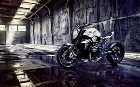 Обои Concept, бмв, Roadster, BMW, мотоцикл