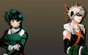 Картинка anime, hero, friends, manga, powerful, strong, uniform, yuusha, enemy, seifuku, grenade, Boku no Hero Academia, …