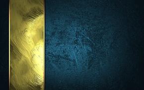 Обои blue, background, golden, dark, texture, luxury