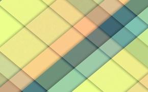 Картинка линии, текстура, квадраты, геометрия, color, material