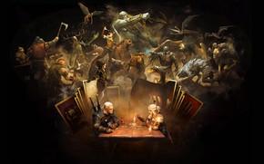 Картинка карты, the witcher, ведьмак, гвинт, gwent, card game