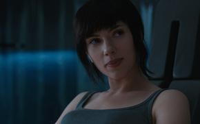 Картинка Scarlett Johansson, Скарлетт Йоханссон, Призрак в доспехах, Ghost in the Shell, The Major