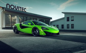 Картинка McLaren, суперкар, макларен, Novitec, 570GT