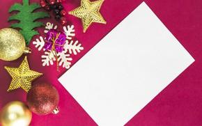 Картинка праздник, игрушки, новый год, украшение, декор