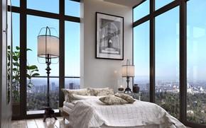 Картинка мебель, интерьер, картина, помещение, WHITE HOLDINGS PROJECT