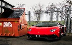 Картинка Lamborghini, Aventador, ламборгини, авентадор