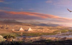 Картинка Egypt, Ubisoft, Game, Assassin's Creed: Origins