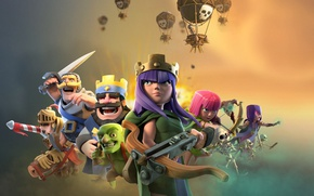 Картинка games, Supercell, Clash Royale