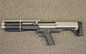 Картинка gun, weapon, shotgun, Kel-Tec KSG, Kel-Tec, 12 gauge, KSG