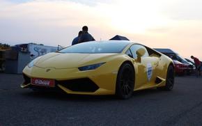 Картинка Lamborghini, Ламборгини, Huracan, Хуракан, Ламборжини