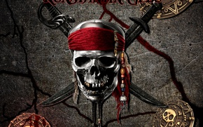 Картинка music, Pirates, sea, super, обои на рабочий стол, Pirates of the Caribbean, soundtrack, best, Caribbean, …