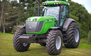 Обои made in Brazil, Made in Rio Grande do Sul, Riograndense factory, tractor, Brazil, gaucho factory, ...