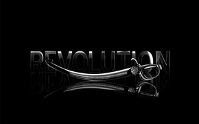 Картинка sword, weapon, ken, blade, revolution