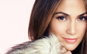 Обои портрет, актриса, певица, Jennifer Lopez