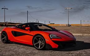 Картинка GTA, Grand Theft Auto V, McLaren 570