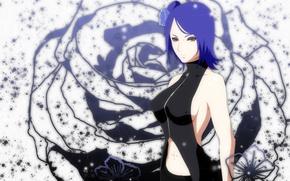 Картинка девушка, аниме, арт, Наруто, Naruto
