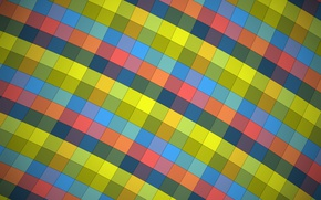 Картинка обои, текстура, квадраты, wallpaper, design, color, material