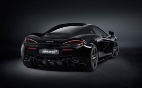 Картинка McLaren, вид сзади, 2018, MSO, 570GT, Black Collection