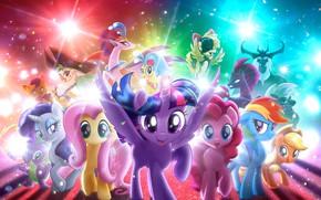 Картинка wings, My Little Pony, animated film, pony, animated movie, My Little Pony The Movie