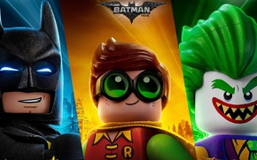 Картинка cinema, toy, Batman, Joker, movie, bat, Lego, Robin, film, animated film, animated movie, The Lego: …