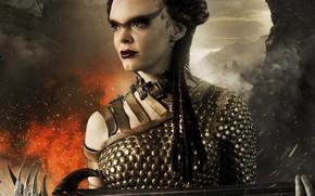 Картинка cinema, 2011, movie, Conan The Barbarian, film, Rose McGowan, Marique