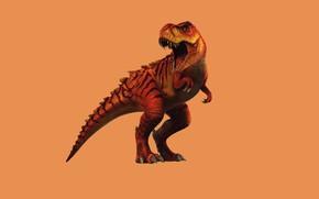 Картинка динозавр, хищник, пасть, клыки, раскрас