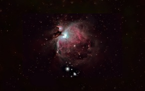 Картинка космос, звезды, красота, Nebula, M42, Orion