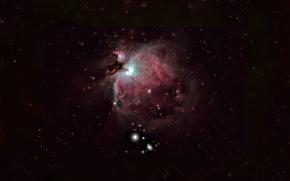 Обои звезды, космос, Nebula, M42, красота, Orion