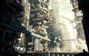 Картинка final, giants in the dust, metallum city