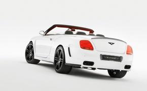 Картинка Bentley, кабриолет, mansory
