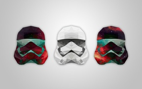 Обои stormtrooper, Star Wars, helmet