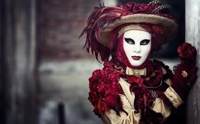 Картинка маска, Венеция, карнавал