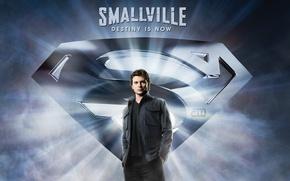 Картинка superman, тайны смолвиля, smallville, tom welling, clark kent