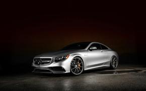 Картинка Mercedes, AMG, Coupe, S63