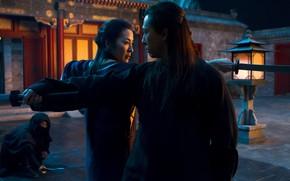 Обои movie, Crouching Tiger Hidden Dragon: Sword of Destiny, oriental, Donnie Yen, sword, ken, asiatic, asian, ...