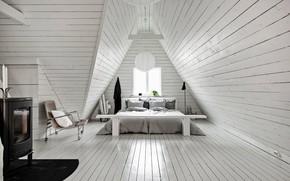Картинка дизайн, интерьер, спальня, Grimmeredsvägen