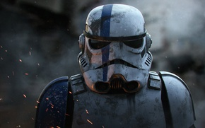 Обои Star Wars, soldier, clone, Stormtrooper