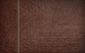 Обои brown, texture, leather, background