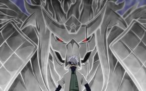 Картинка Naruto, armor, anime, samurai, ninja, manga, shinobi, Kakashi, Hatake Kakashi, Naruto Shippuden, doujutsu, hitaiate, mangekyou …