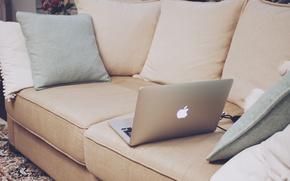 Картинка apple, notebook, computer, macbook, macbook pro, hitech, chare