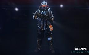 Картинка gun, game, Killzone, soldier, weapon, Killzone Shadow Fall