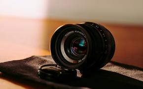 Картинка стекло, макро, объектив, Fujifilm, Fujinon, XF35mm