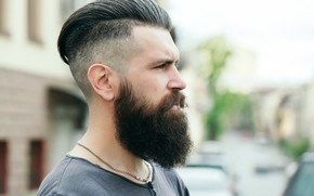 Картинка sexy, man, beard