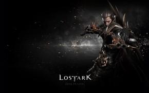 Картинка оружие, пистолеты, игра, воин, парень, Lost Ark