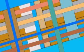 Картинка полосы, абстракт, пересечение