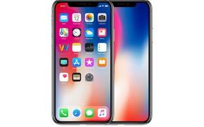 Картинка Apple, iPhone, hi-tech, smartphone, tecnology, iPhone X