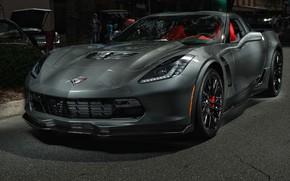 Обои Corvette, Z06, Chevrolet