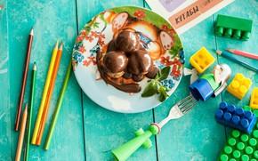 Картинка сладость, шоколад, выпечка, вкусно