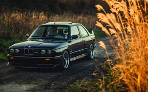 Картинка Авто, Черный, BMW, Машина, Бумер, БМВ, E30, BMW M3, BMW E30, BMW E30 M3, Mike …